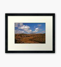 A Donegal Landscape Framed Print