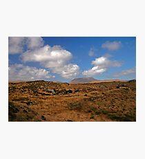 A Donegal Landscape Photographic Print