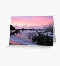 Grand Riviere Greeting Card
