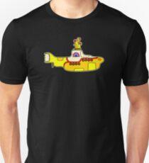 Yellow Submarine Slim Fit T-Shirt