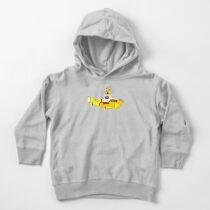Yellow Submarine Toddler Pullover Hoodie