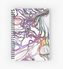 Phantoms 2 Spiral Notebook