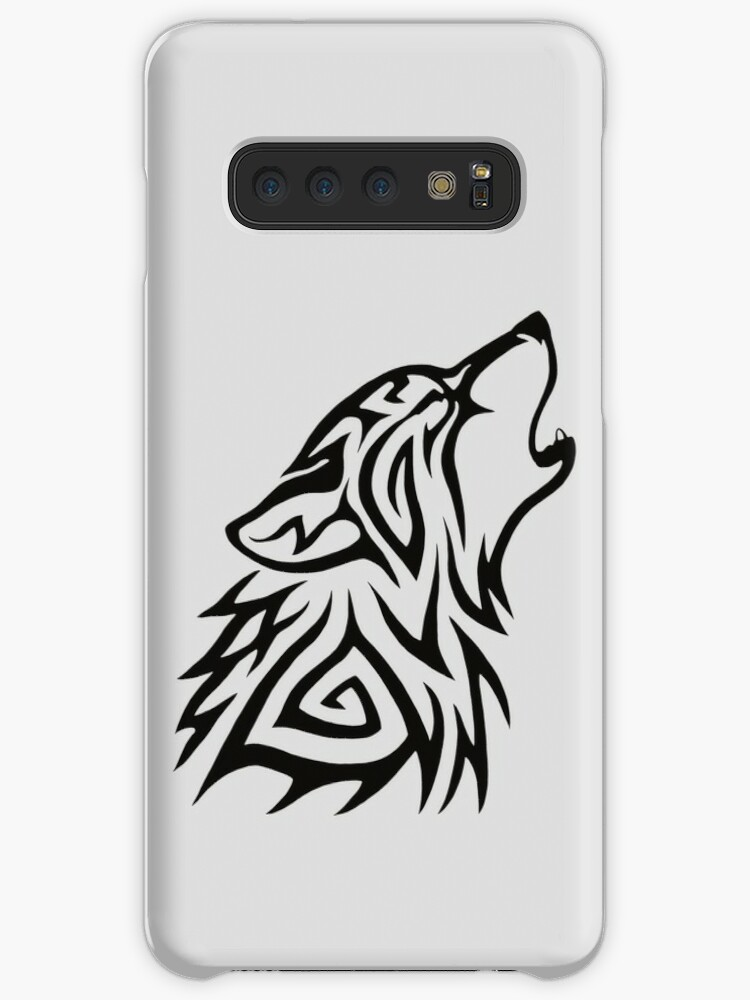 «Aullido de lobo tribal» de Hareguizer