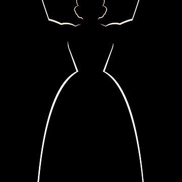 Eva Peron - Evita von DCdesign