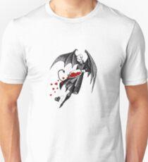 The Heart Dispenser of Cupid Unisex T-Shirt