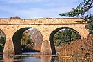 Autumn—Richmond Bridge, Tasmania by BRogers