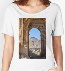Palmyra; the desecration continues  Women's Relaxed Fit T-Shirt