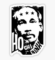 Ho Chi Minh Sticker
