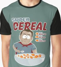 Super Cereal | South Park Graphic T-Shirt