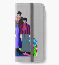 Yellow Submarine iPhone Wallet/Case/Skin