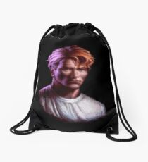 Gabriel Knight Drawstring Bag