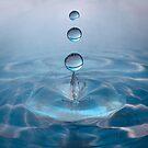 Water DRop No 3 by Joseph Darmenia