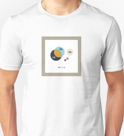 Musical Chemistry • Beatles T-Shirt