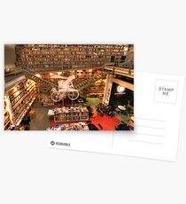 bookshop Postcards