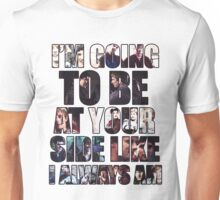 Merthur quote Unisex T-Shirt