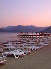 Marmaris Sunset by Emma Holmes