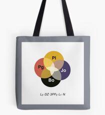 Musical Chemistry • Led Zeppelin Tote Bag