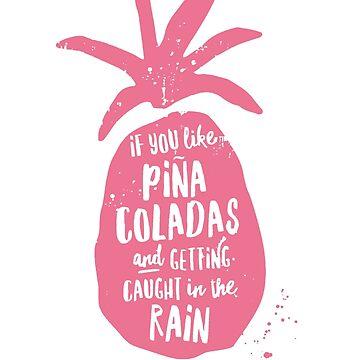 Pina Colada in Pink by Flash-Jordan