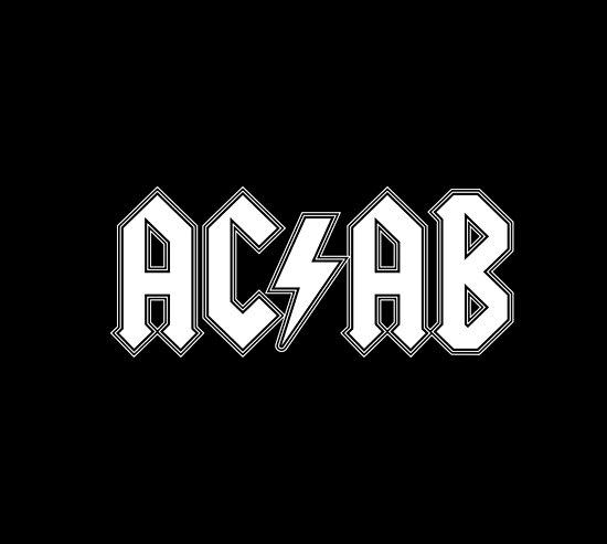 """ACAB # 1"" Posters By -f-e-l-i-x-x-"