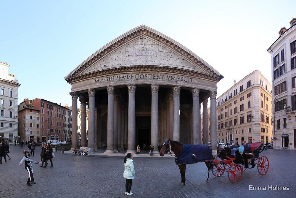 Pantheon by Emma Holmes