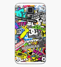 Stickerbomb apparal  JDM/EUROSTYLE Case/Skin for Samsung Galaxy