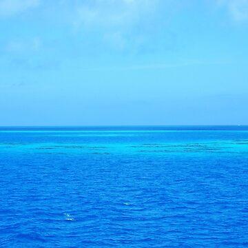 seascape blue by erozzz