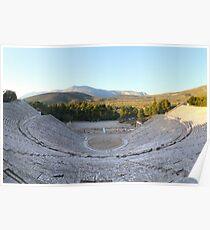Epidaurus Poster