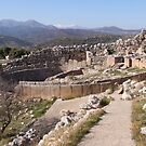 Mycenae by Emma Holmes