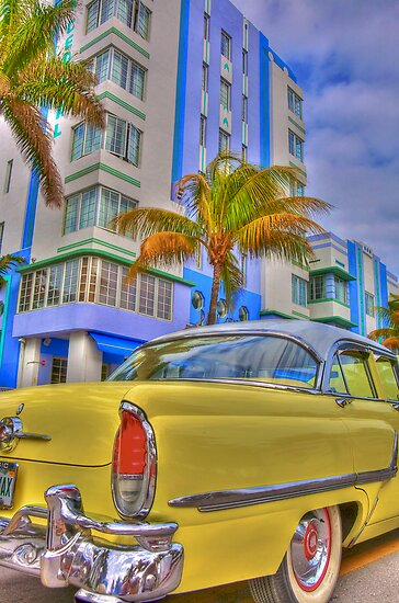 Ocean Drive by Bill Wetmore