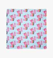 Just Wait Till I Poop (unicorn eating a rainbow) by Cheerful Madness!! Scarf