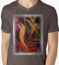 Strokes 012 Men's V-Neck T-Shirt