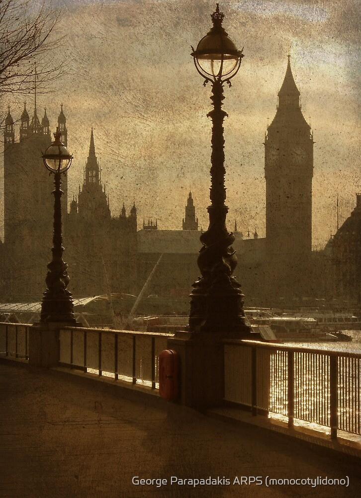 Old London [circa 2010] by George Parapadakis (monocotylidono)