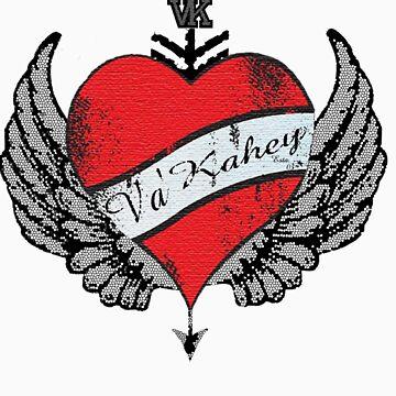 Va'Kahey Heart by tee84