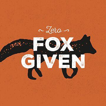 Zero Fox Given by Aguvagu