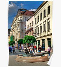 Only pedestrians Poster