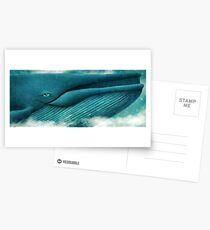 Der Große Wal Postkarten