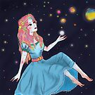 Celeste Okunn by JennyRedHolms