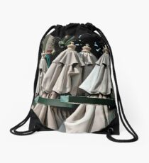 Slotted Deck Umbrellas Drawstring Bag
