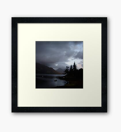 Five Sisters Framed Print