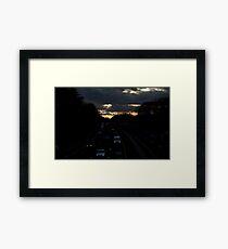1/21 Framed Print