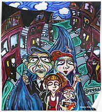 'SUBURBIA' Poster