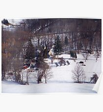 Home in the Catskills Poster