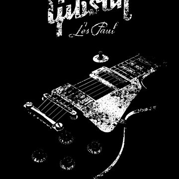 Gibson Les Paul-Body Guitar-Rock-Blues-Metal-Jazz-Music by carlosafmarques
