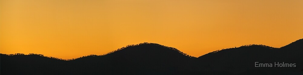 Monterosso Sunset by Emma Holmes