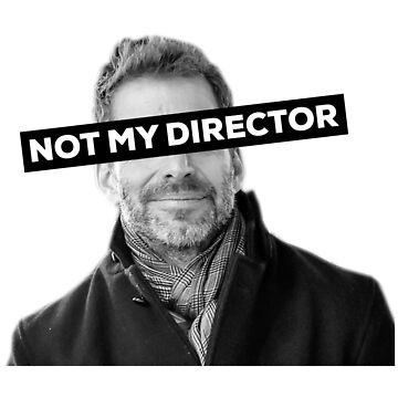 "Zack Snyder ""Not My Director"" by BarrettDigital"