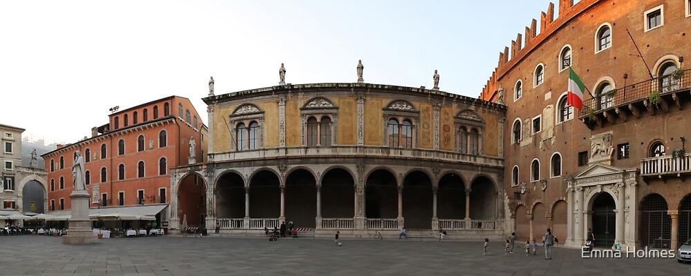 Piazza dei Signori by Emma Holmes