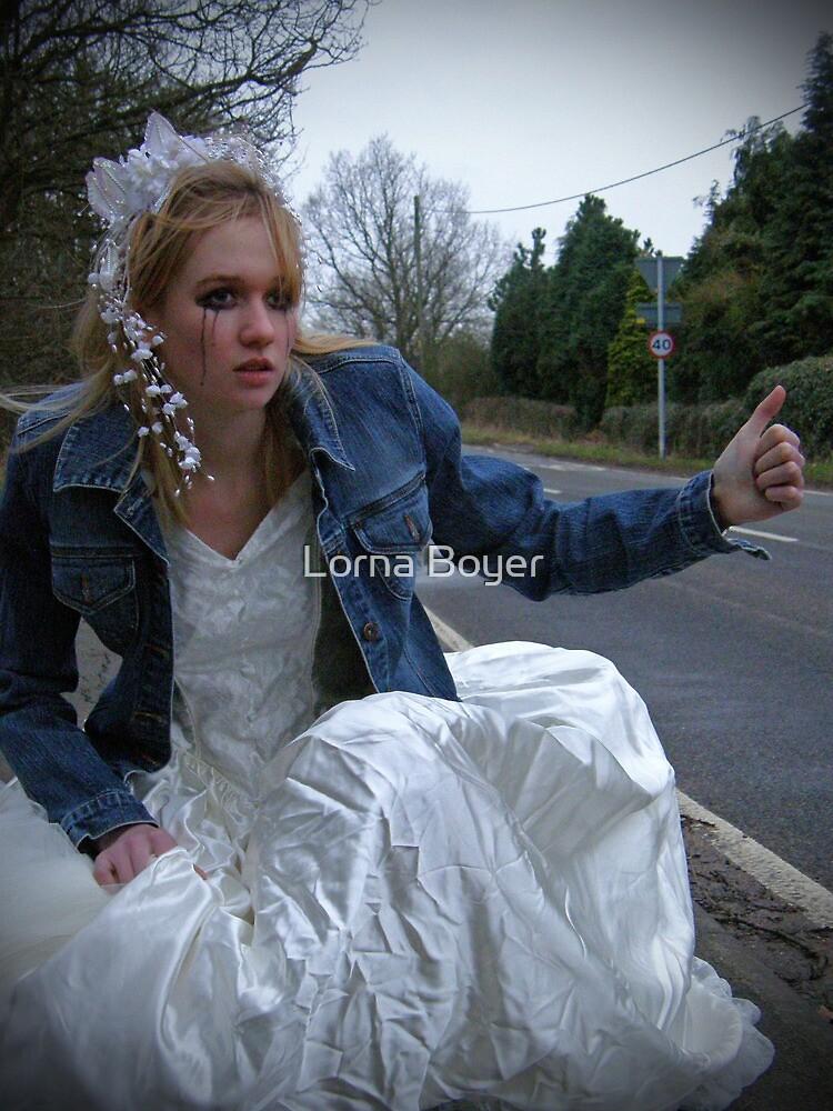 runaway bride 05 by Lorna Boyer