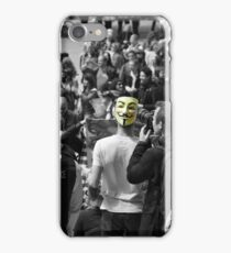 Protest 1 iPhone Case/Skin