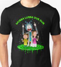 WUBBA LUBBA DUB DUB! Slim Fit T-Shirt