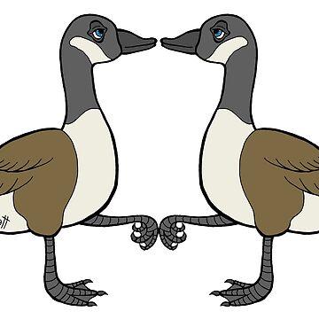 Goose Bump by bgilbert